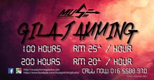 Muse Jamming Studio Bukit Mertajam Pulau Pinang Penang